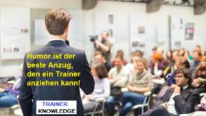 Train the Trainer: Humor als Treiber in Lernprozessen (POD)