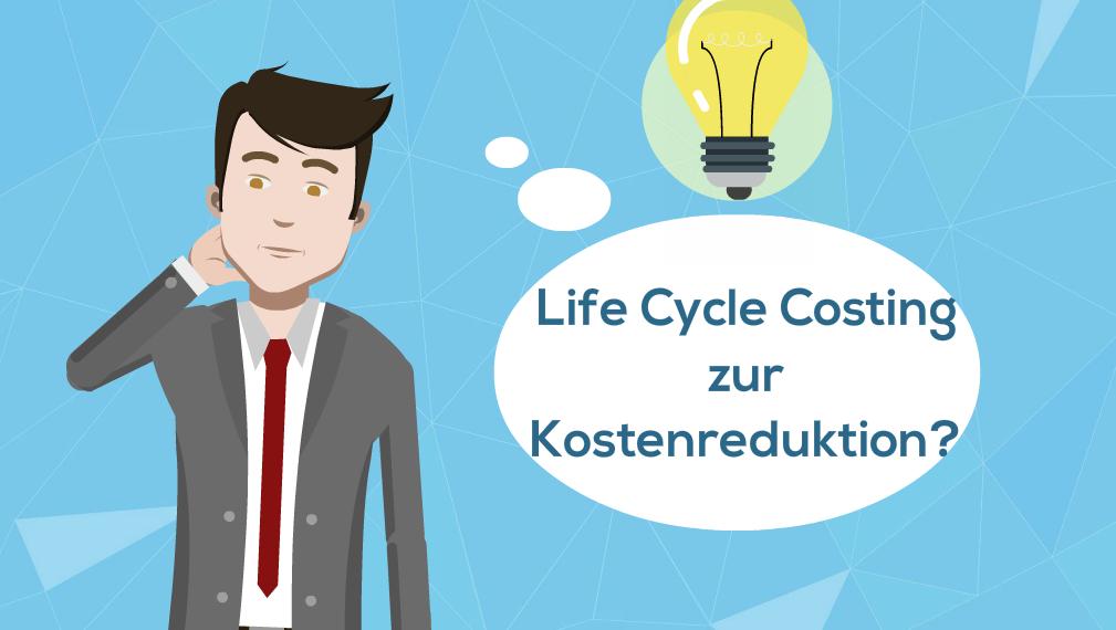 Ein Projektmanager denkt über Live Cycle Coating nach. Kann man die Total Cost of Ownerships über LCC reduzieren?